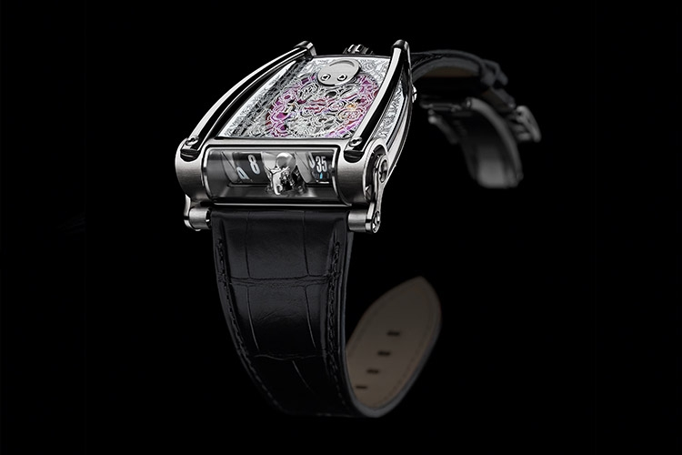 MB&F's Only Watch showcases a child's creation