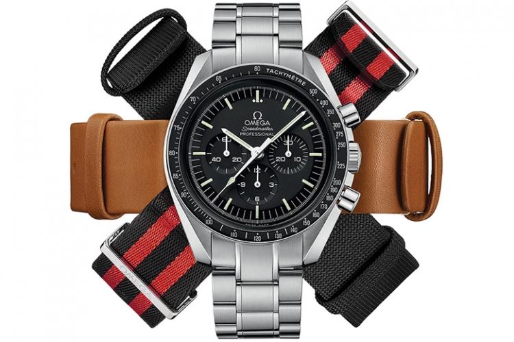 "OMEGA unveils ""NATO"" straps"