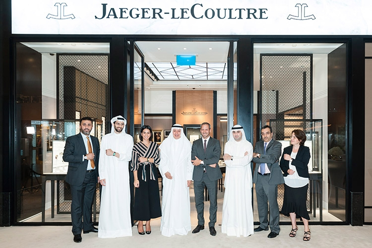 Jaeger-LeCoultre's 360 Mall Boutique reopens