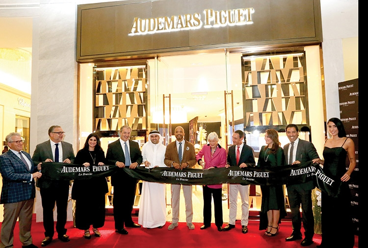 Audemars Piguet Opens Re Designed Boutique In Bahrain Day Night